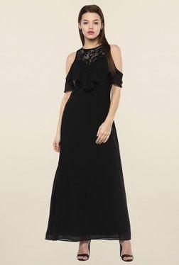 Femella Black Maxi Dress