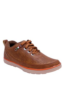 Fashion Victim Rocker Rockwell Brown Casual Shoes
