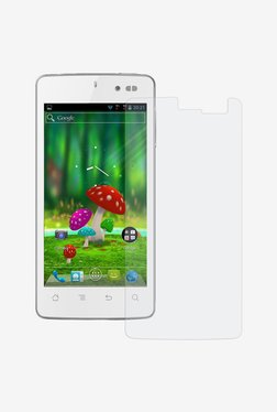Amzer Kristal Clear Screen Protector For Karbonn S1 Titanium