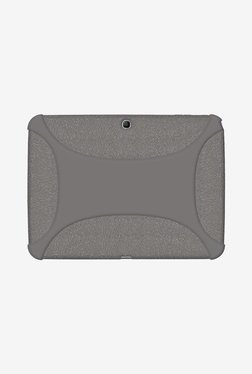 Amzer Silicone Skin Jelly Case For Galaxy Tab 3 10.1 (Grey)