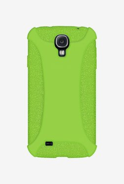 Amzer Silicone Skin Jelly Case for Galaxy S4 GT-I9500(Green)
