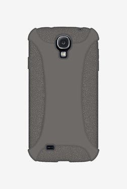 Amzer Silicone Skin Jelly Case for Galaxy S4 GT-I9500 (Grey)