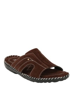 Afrojack Touch Brown Casual Sandals