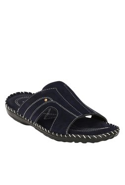 Afrojack Touch Navy Casual Sandals