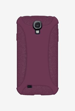 Amzer Silicone Skin Jelly Case for Galaxy GT-I9500 (Purple)