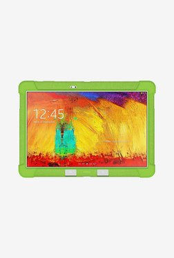 Amzer Silicone Skin Jelly Case For Galaxy Note 10.1 (Green)