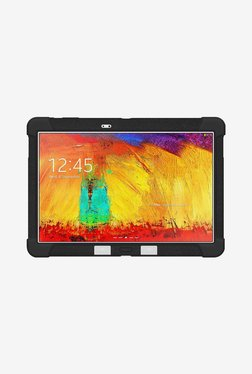 Amzer Silicone Skin Jelly Case For Galaxy Note 10.1 (Black)