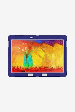 Amzer Silicone Skin Jelly Case For Galaxy Note 10.1 (Blue)