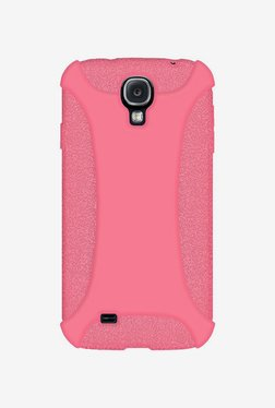 Amzer Silicone Skin Jelly Case for Galaxy S4 (Baby Pink)