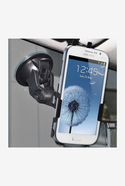 Amzer Suction Cup Mount For Samsung Galaxy Grand (Black)