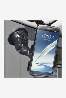 Amzer Suction Cup Mount For Samsung Galaxy Note II (Black)