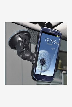 Amzer Suction Cup Mount For Samsung Galaxy S III (Black)