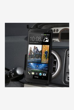 Amzer Swivelling Air Vent Mount For HTC One M7 (Black)