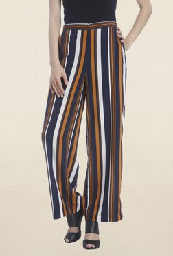 Only Multicolor Striped Pant