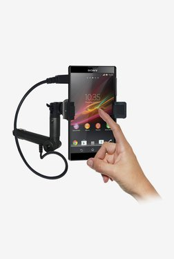 Amzer Lighter Socket Phone Mount For Xperia ZL L35a (Black)