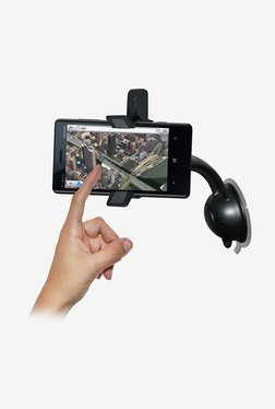 Amzer Car Mount & Case System For Nokia Lumia 810 (Black)