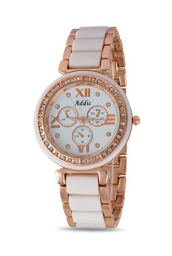 Addic 2CAddicWW194 Queen Of Hearts Analog Watch For Women