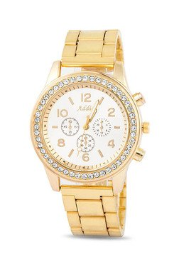 Addic AddicWW333 Splash Of Class Analog Watch For Women