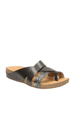 46fcae9c8185e Clarks Perri Coast Black Sandals for women - Get stylish shoes for ...