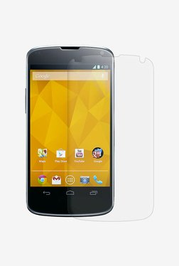 Amzer Kristal Clear Screen Protector For LG & Google Nexus 4
