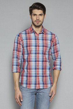 Westsport by Westside Multicolor Slim Fit Shirt