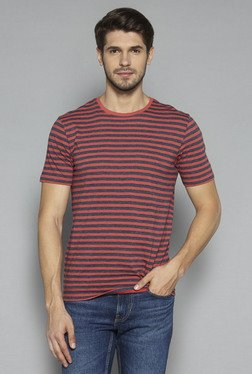 Westsport by Westside Coral Slim Fit T Shirt