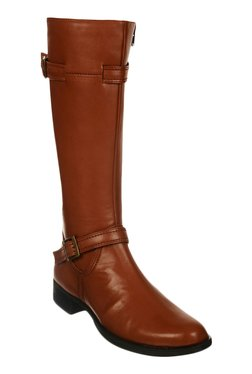 Bruno Manetti Brown Casual Booties