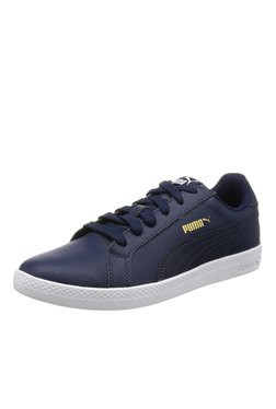 Puma Smash Navy Sneakers