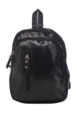 Vero Couture Black Zip Around Backpack - Mp000000001236600