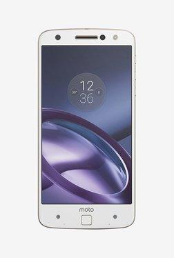 Motorola Moto Z 64GB (White) 4GB RAM, Dual Sim 4G
