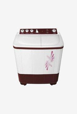 Videocon 70L11 7Kg Semi Automatic Washing Machine (Maroon)