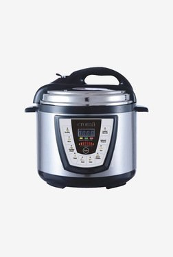 Croma CRAO1037 5 L Electric Digital Pressure Cooker (Black)