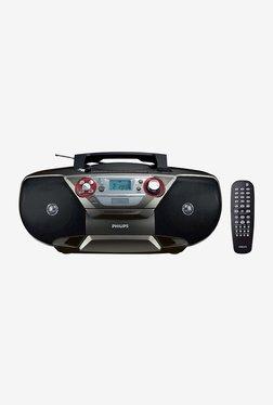 Philips AZ5740/98 2W DVD Sound Machine (Black)