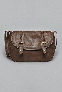 Westside Brown Love Sling Bag