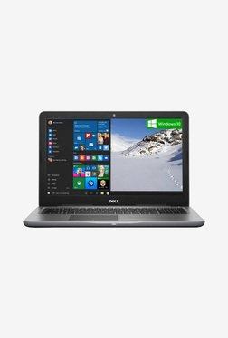 """Dell Inspiron 15 5567 (i7 7th Gen/8GB/1TB/15.6""""/W10/4GB)Grey"""