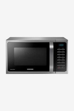 Samsung MC28H5025VS/TL 28 L Convection Microwave (Silver)