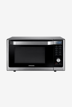 Samsung MC32F605TCT/TL 32 L Convection Microwave (Silver)