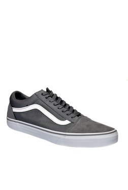 Vans Old Skool Frost Grey & True White Sneakers