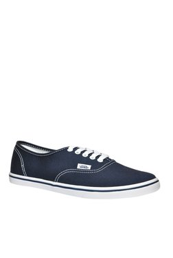Vans Authentic Lo Pro Navy & True White Sneakers