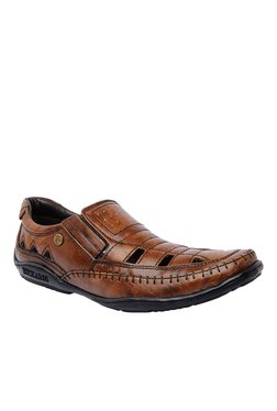 Buckaroo Duarte Dark Brown Casual Sandals