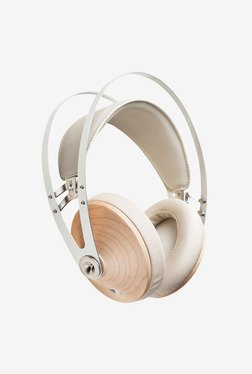 Meze 99 Classics Over the Ear Headphone (Maple Silver)