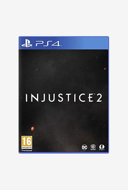 Injustice 2 for Playstation 4