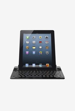 Contistar Keyboard Case for Apple iPad Air (Black)