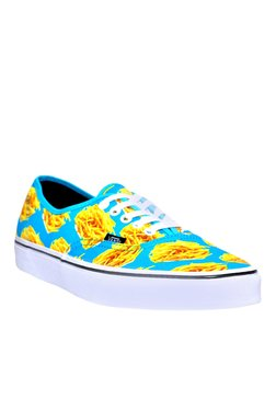 Vans Authentic Blue Atoll Sneakers
