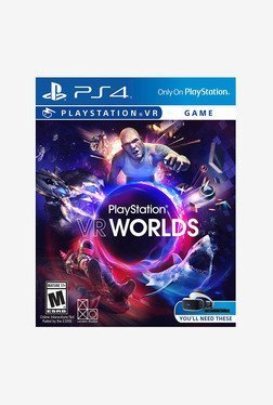 VR Worlds For PlayStation 4