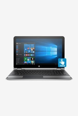 HP x360 15-BK001TX (6th i5/8GB/1TB/15.6/W10/NVD 930M) Silver