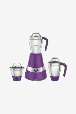 Havells Gracia 750 Watt 3 Jar Mixer Grinder (Purple)