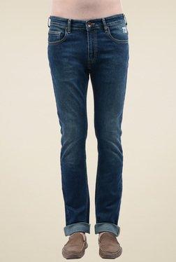 Pepe Jeans Dark Blue Slim Fit Jeans