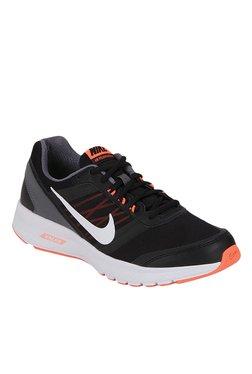 Nike Air Relentless 5 MSL Black & White Running Shoes