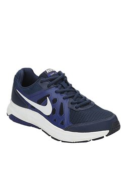 Nike Dart 11 MSL Navy Blue Running Shoes